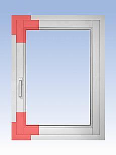 sicherheit verschiedene wiederstandsklassen f r ihre fenster und t ren. Black Bedroom Furniture Sets. Home Design Ideas